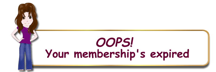 Membership Expired