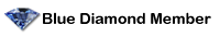 Blue Diamond Member at The EGO Tamer Academy