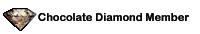 Chocolate Diamond Member at The EGO Tamer Academy