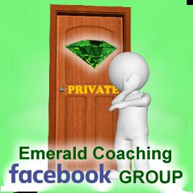 Emerald Coaching Private Facebook Group