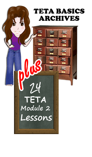 TETA Basics Archives with Module 2