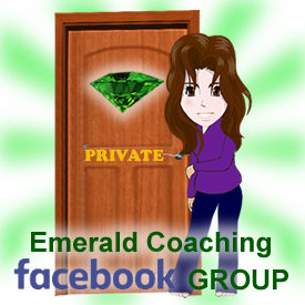 Private Facebook Group-Emerald