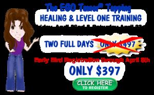 TETT Healing and Level One Training Early Bird