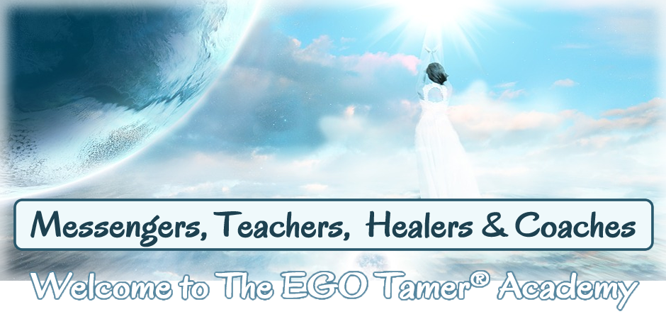 Welcome to The EGO Tamer® Academy