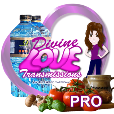 Divine Love Transmission 1601- Clearing Negative Imprints from Water and Food (Professional Use)