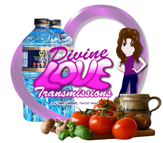 Divine Love Transmission 1601- Clearing Negative Imprints from Water and Food (Personal Use)