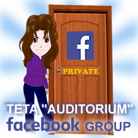 Private Facebook Group for Members