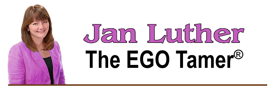Jan Luther, The EGO Tamer®