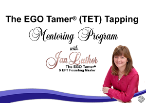 Jan Luther's TET Tapping Mentoring Program